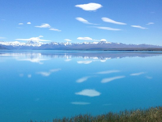 Twizel, Selandia Baru: breath taking