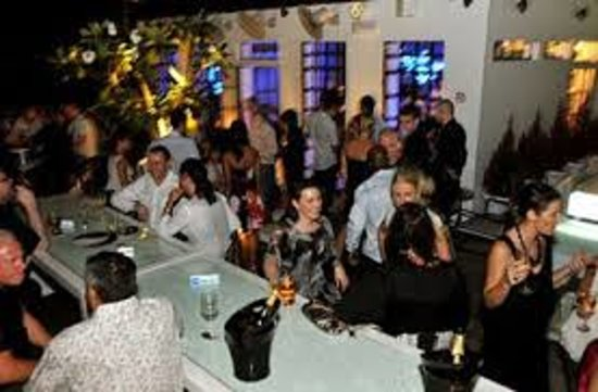 The Club by Harry's Hospitality: Ying Yang Rooftop Bar