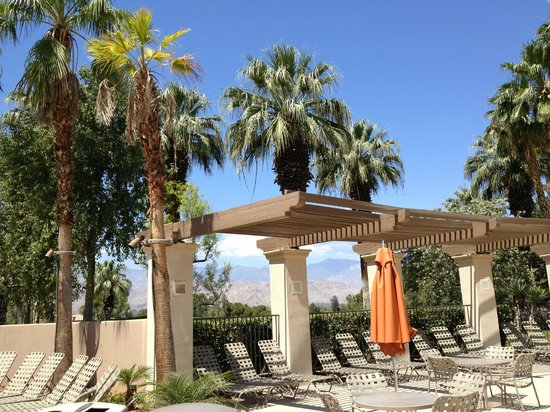 Marriott's Desert Springs Villas I: Main pool area