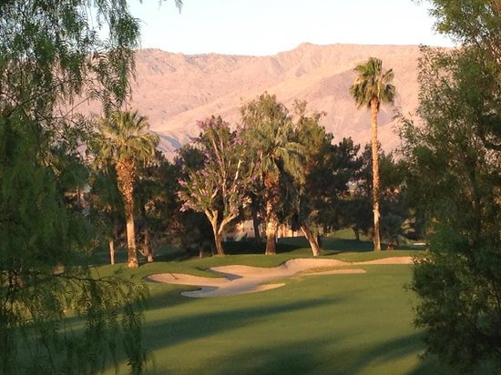 Marriott's Desert Springs Villas I: View from the room