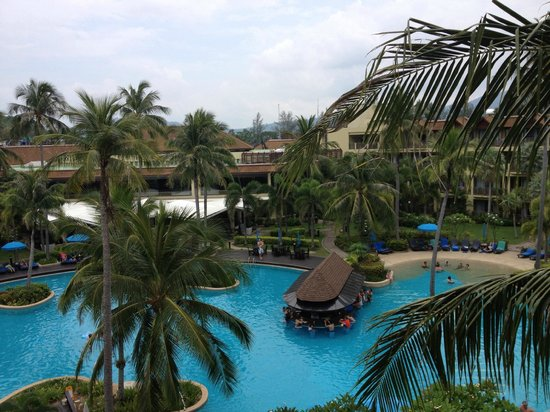 Merlin Beach Resort: Grown Ups pool