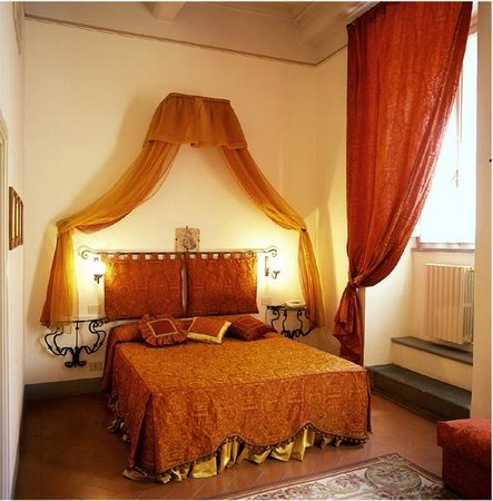 Hotel San Michele: superior double room