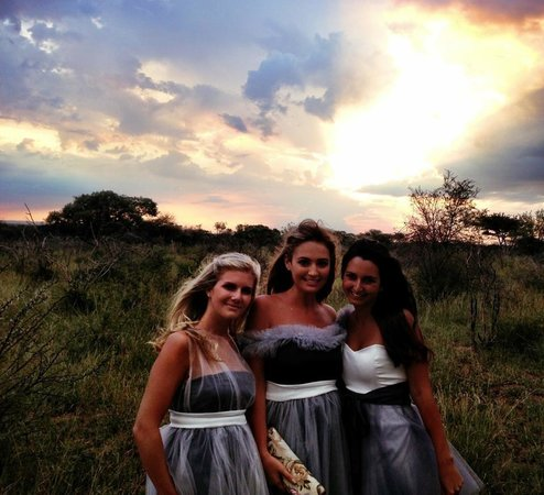 Limpopo Province, Afrika Selatan: Beautiful wedding at bushfellows