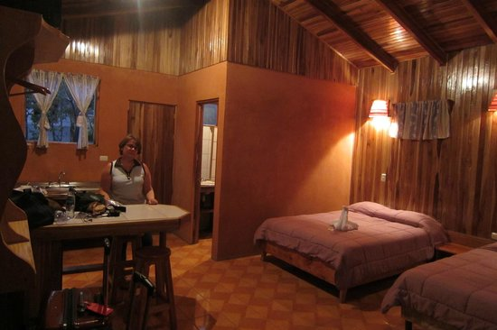 Monteverde Villa Lodge: Our cabin