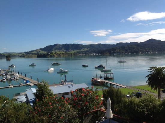 ‪‪Whangaroa‬, نيوزيلندا: View from Whangaroa Motel‬