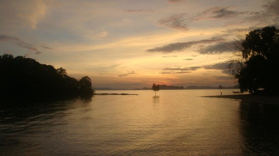 Nakamanda Resort & Spa: sunset