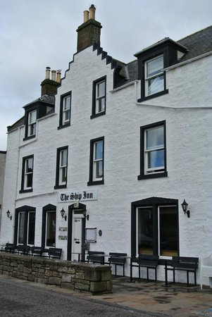 Stonehaven, UK: The Ship Inn