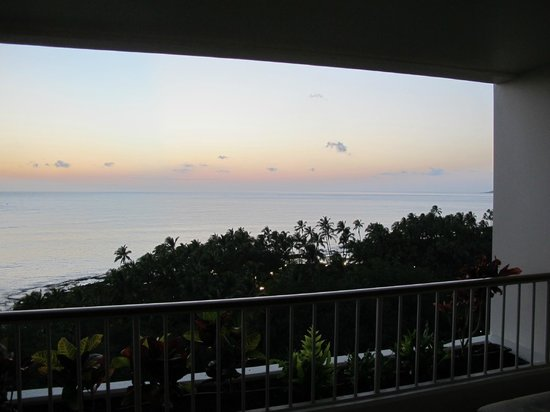 JW Marriott Ihilani Resort and Spa: View sunset