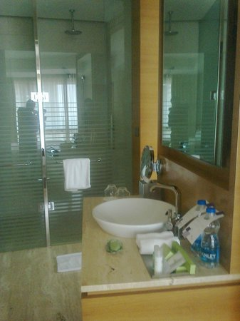 The Westin Mumbai Garden City: Washroom