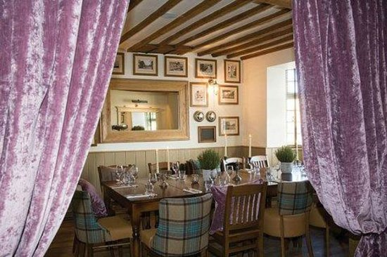 Stow-on-the-Wold, UK: Gorgeous Private Dining Room - great food