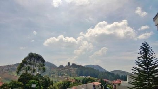Ooty - Fern Hill, A Sterling Holidays Resort: It's all about the view!