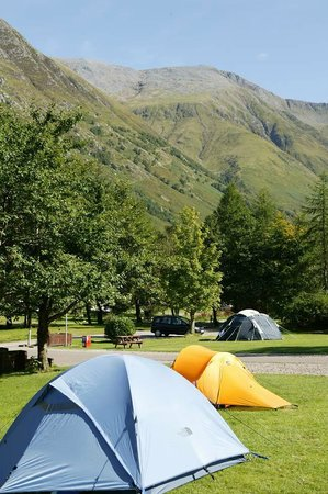 Photo of Glen Nevis Caravan and Camping Park Fort William