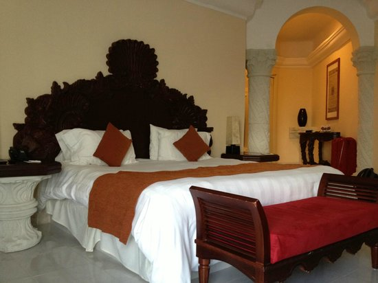 Gran Porto Real Resort and Spa : Our ground floor suite 124