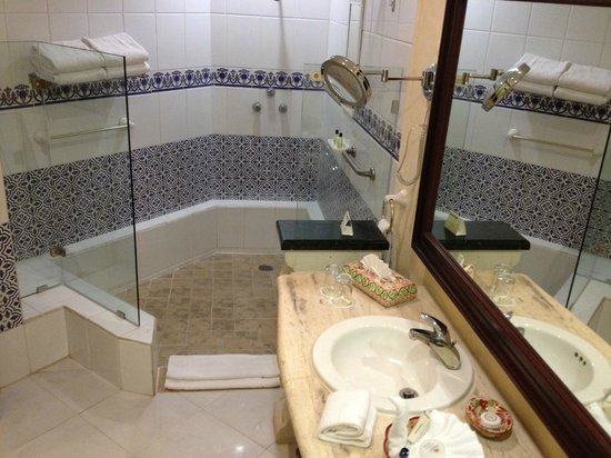 Gran Porto Real Resort and Spa : Bathroom