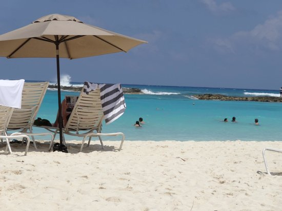 Club Med Cancun Yucatan: La plage au bord du Club