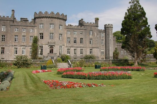 Collooney, Irland: Castle from the Gardens