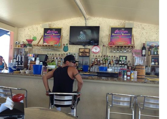 Benny&#39;s on the Beach - Lake Worth, FL