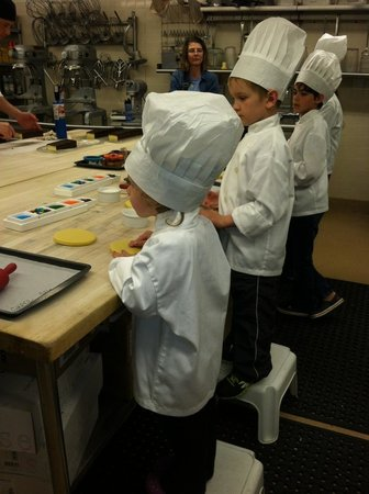 Four Seasons Hotel Boston: Cookie Making Class