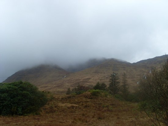 Leenane, Irlandia: Scenery close by