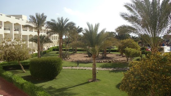 Oriental Resort Sharm El Sheikh: view from room