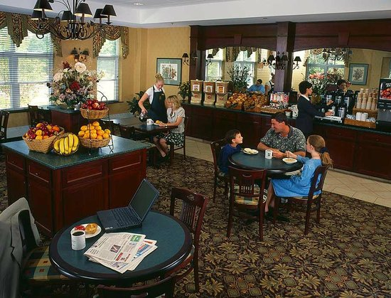 Saint Johnsbury, Вермонт: Breakfast room