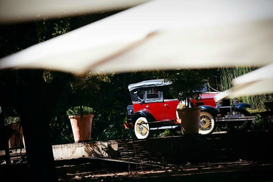 Centurion, South Africa: 1929 Chevrolet Tourer
