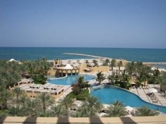 Hilton Ras Al Khaimah Resort &amp; Spa: Nice