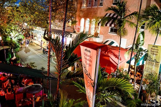 The Clay Hotel: Espanola way