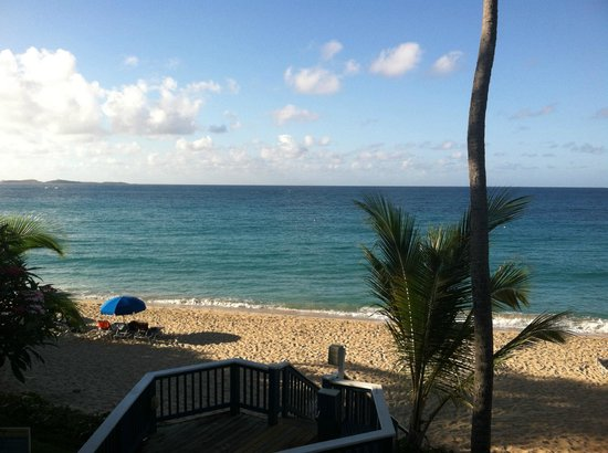 Marriott Frenchman&#39;s Reef &amp; Morning Star Beach Resort: View from our balcony