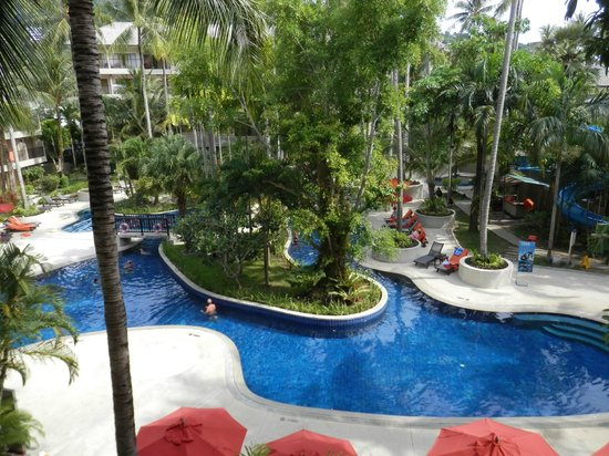DoubleTree Resort by Hilton, Phuket-Surin Beach: Привлекательный бассейн