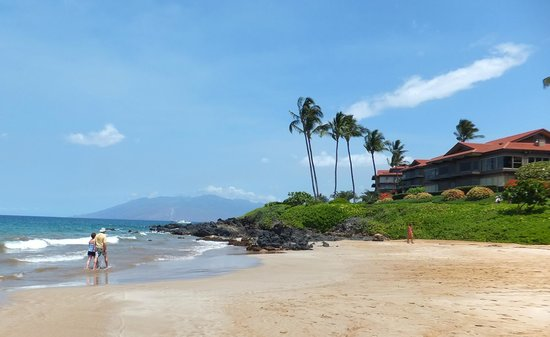 Fairmont Kea Lani Maui: Beach