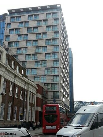 Park Plaza County Hall London: nice hotel