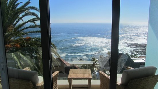Bantry Bay, South Africa: Vue de la chambre