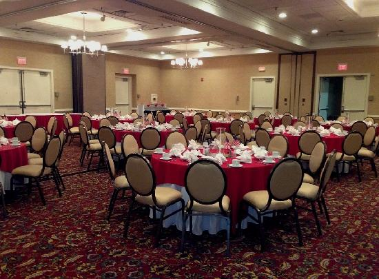 Sheraton Charleston Airport Hotel: Banquet Setup