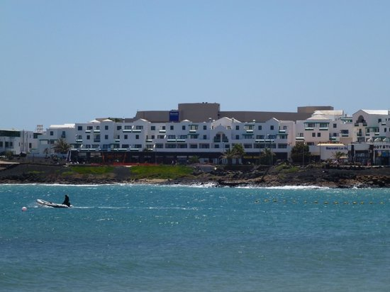 Barcelo La Galea : View of hotel