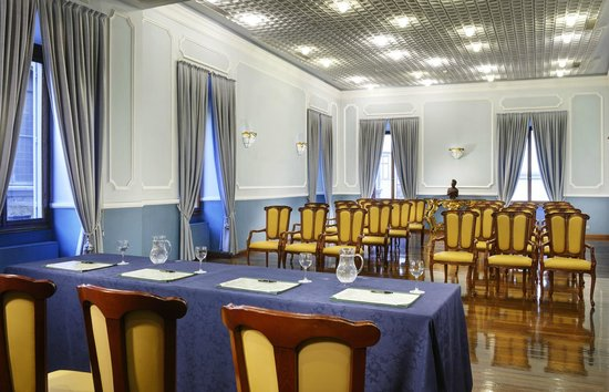 Hotel Berchielli: Meeting Room