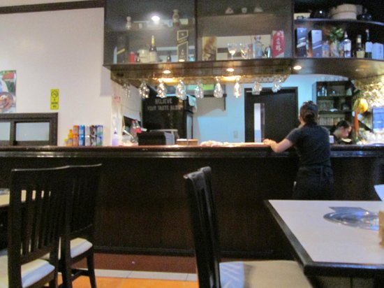 Muntinlupa, Philippines: inside restaurant