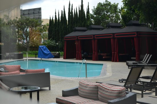 ‪‪Sheraton Gateway Los Angeles‬: Nice pool area‬