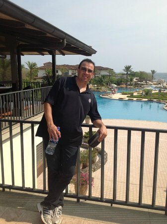 JW Marriott Guanacaste Resort & Spa Costa Rica: Our driver Daniel Campos, best in Costa Rica!