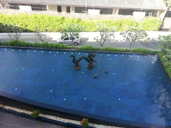 BEST WESTERN PREMIER Amaranth Suvarnabhumi Airport: View from Room 402