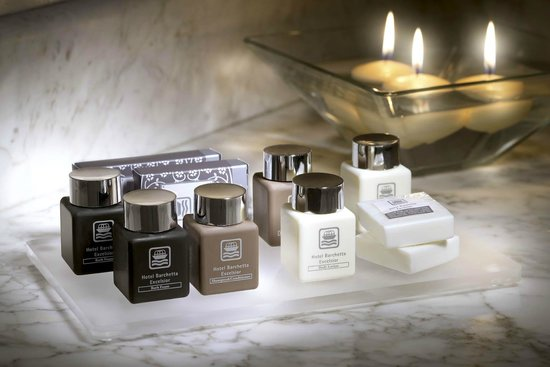 Barchetta Excelsior : Bathroom amenities