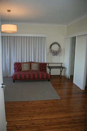 Mollymook, Australia: Part of master suite