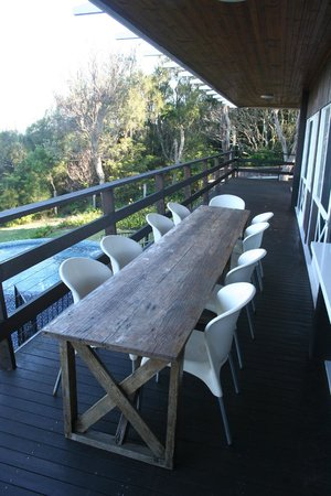 Mollymook, Australien: Rear Balcony