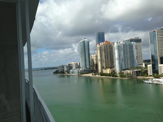 Mandarin Oriental, Miami : Desde mi habitacin, Downtown Miami 