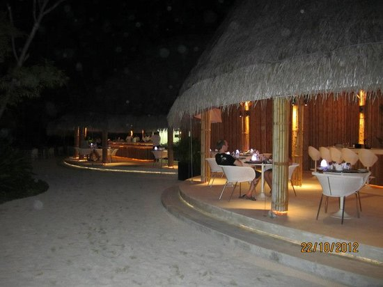 Kuramathi Island Resort: The Palm - Italian restaurant