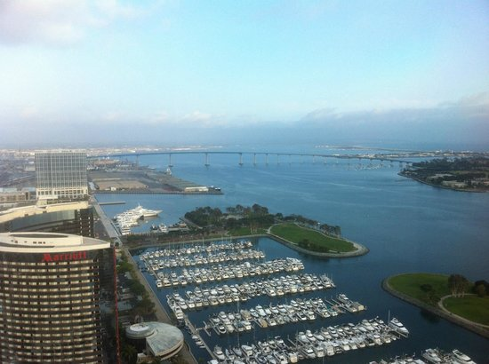 Manchester Grand Hyatt San Diego: harbor view