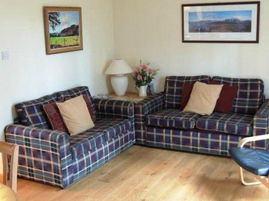 Newtonmore, UK: Lounge