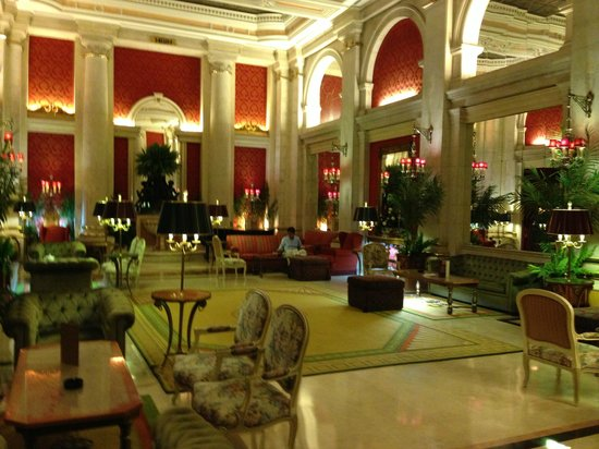 Hotel Avenida Palace: lounge