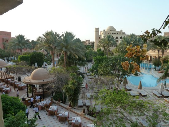 Makadi Palace: View from room