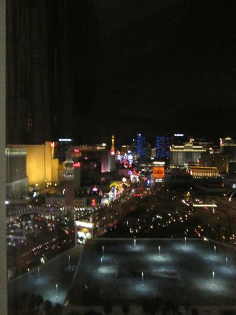 Treasure Island - TI Hotel &amp; Casino : View from our room 